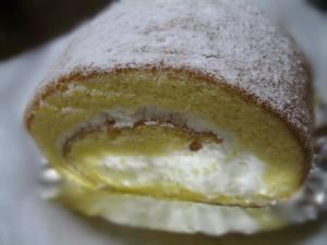 ゆふふのロールケーキ
