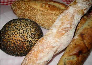ルプチメックのパン