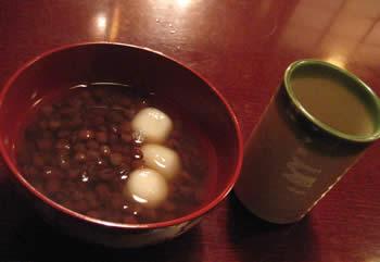 美登幸 ふるまいぜんざい2008