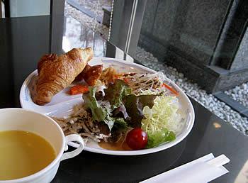 レストランパティオ