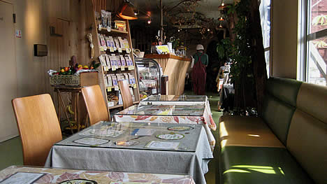 サンシャインカフェ