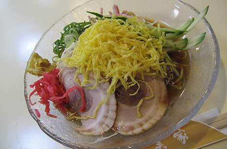 ふみや冷麺