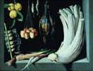 コタン「狩猟の獲物、野菜、果物のあるボデゴン」