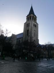 サンジェルマン・デ・プレ教会