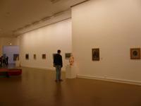 パリ市立近代美術館内部