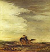 騎手(1870頃)