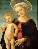 ボッティチェリVierge_l_enfant_Botticelli