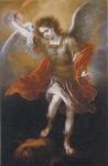 ムリーリョ_悪魔を奈落に突き落とす大天使ミカエル
