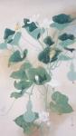 安田靫彦_瓢箪の花