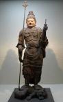 毘沙門天立像(東博)