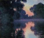 モネ_セーヌ河の朝