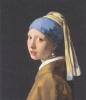 フェルメール_真珠の耳飾りの少女