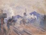 モネ_サン=ラザール駅の線路
