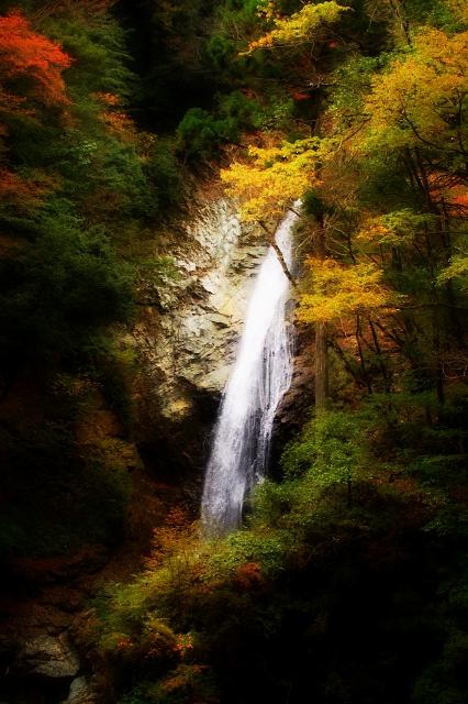 原不動の滝2