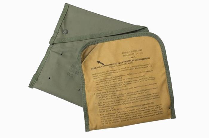60s 米軍(US) ケミカル ヒート パッド(防寒用カイロ) 米軍実物 箱付き未使用・新品の商品画像