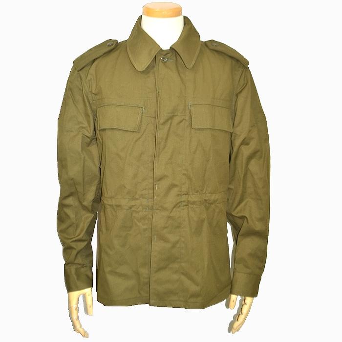 チェコ軍実物 M85フィールドジャケット コットン製 Lサイズ 未使用・新品の商品画像
