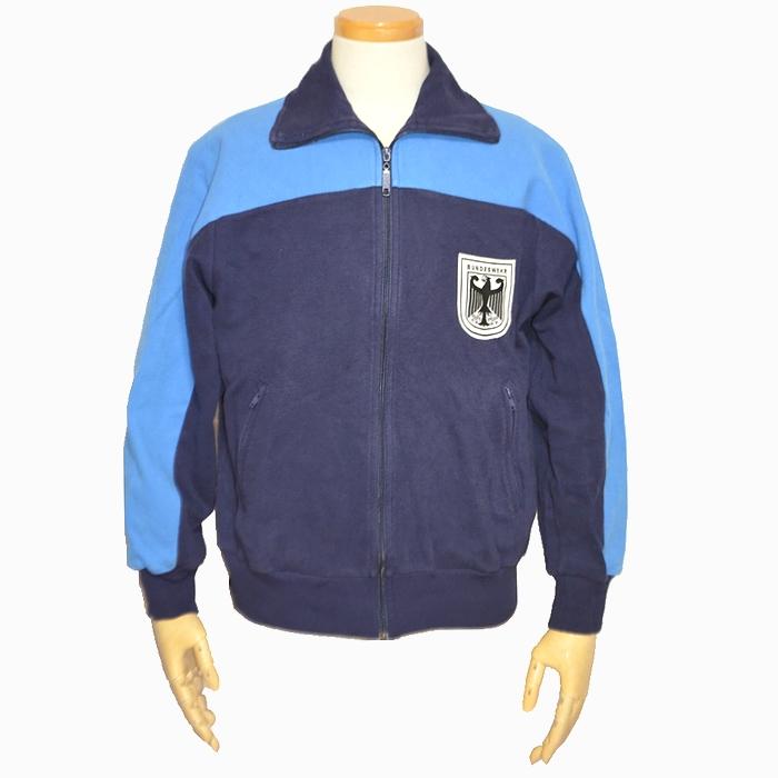 ドイツ軍 BUNDESWEHR トレーニングジャケット Lサイズ USED品の商品画像