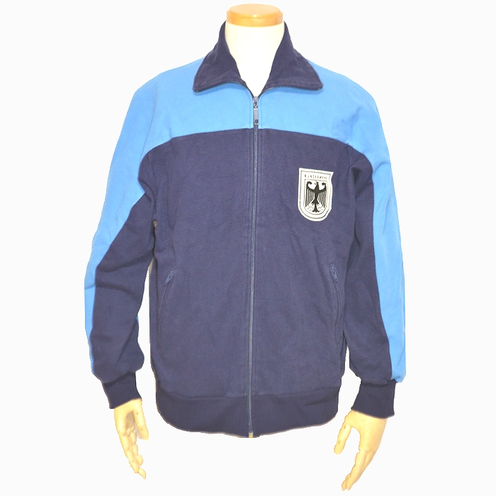 ドイツ軍 BUNDESWEHR トレーニングジャケット Mサイズ USED品の商品画像