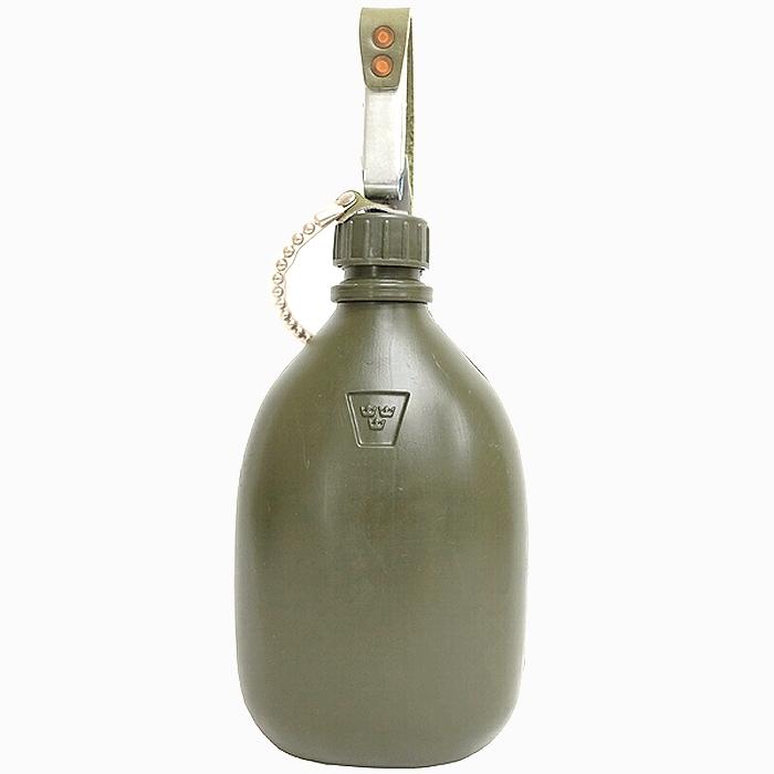 スウェーデン軍 キャンティーン(水筒) 未使用・新品の画像