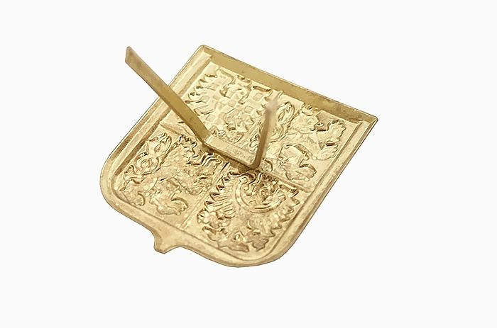 チェコ軍 金属製徽章(Insignia) 未使用・新品の画像2