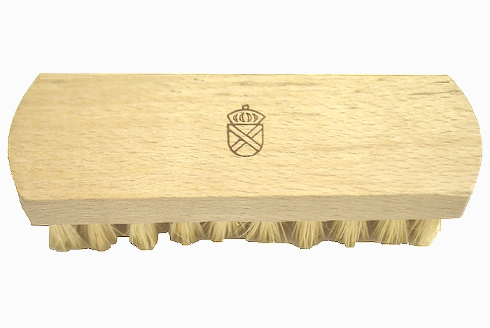 スウェーデン軍 木製ネイルブラシ 未使用・新品の画像