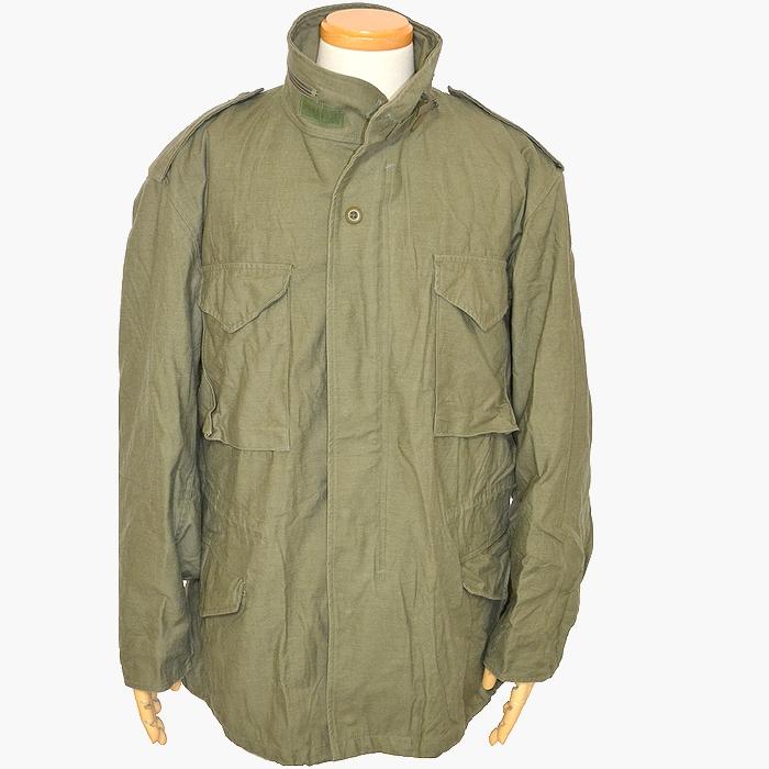 【大きいサイズ】プロッパー(PROPPER)社製 M-65タイプフィールドジャケット / OD L-R(3Lサイズ) USED良品の画像