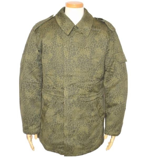 【未使用・新品】ポーランド軍 M89フィールドジャケット / レオパードカモ(プーマカモ) Mサイズの画像