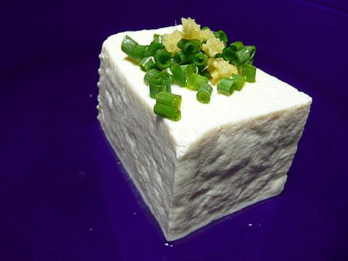 神野清流豆腐
