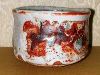 白志野茶碗