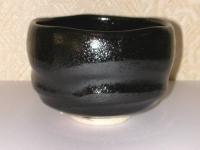 黒楽茶碗 7000円(桐箱)