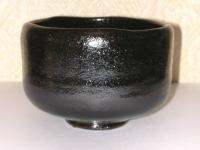 黒楽茶碗 16000円(西垣大道書付)