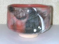 赤楽茶碗 10000円(桐箱)