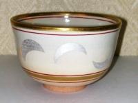 御本手 月の満ち欠け茶碗 陶舟2