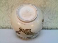 梅絵筒茶碗(二月茶碗) 仁清写し2