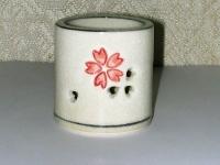桜透かし蓋置 瑞豊  1710円