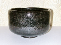 黒楽茶碗 桂窯  6000円