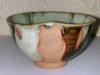 勅題茶碗 H20 朝鮮唐津 刻印宝珠紋 宝珠型  5000円