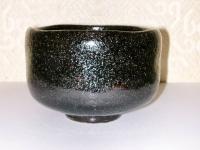 黒楽茶碗 #2 桂窯  6000円