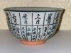 暦手茶碗 瑞豊  3045円