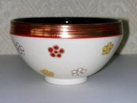 小槌に子 天目型茶碗  3780円