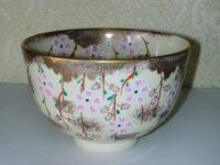 枝垂桜茶碗 隆山  3885円