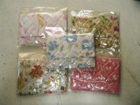 ●茶巾入れ(並) 250円 色柄は当店にお任せ下さい。