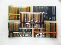 ●茶巾入れ(上) 650円 色柄は当店にお任せ下さい。