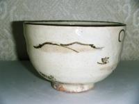 月光山水茶碗 清秀 3612円