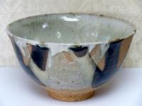 抹茶碗 朝鮮唐津(掛け流し)  5500円(税込価格¥5940)