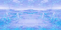 バトルグラフィックス・地底湖