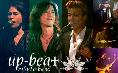 up-beat tribute band Tour 2012...