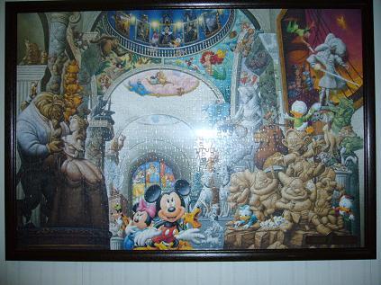 ディズニー美術館