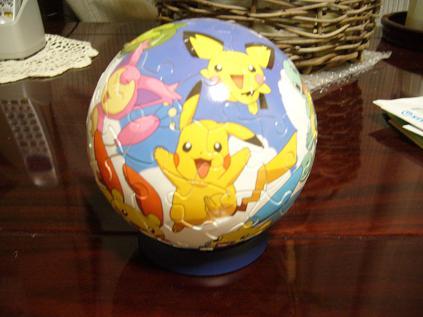 球型ポケモン 1