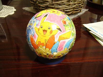 球型ポケモン 2